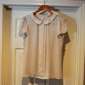 Short Sleeve Blouse in Women